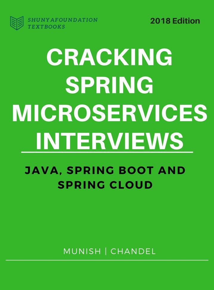 Buy Cracking Microservices Interviews